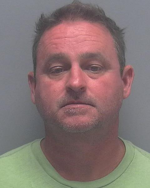 ARRESTED: Charles Lynn Henderson, W/M, DOB: 9-7-68, of 13863 Pine Villa Lane, Fort Myers FL.  - CHARGES: Driving Under the Influence