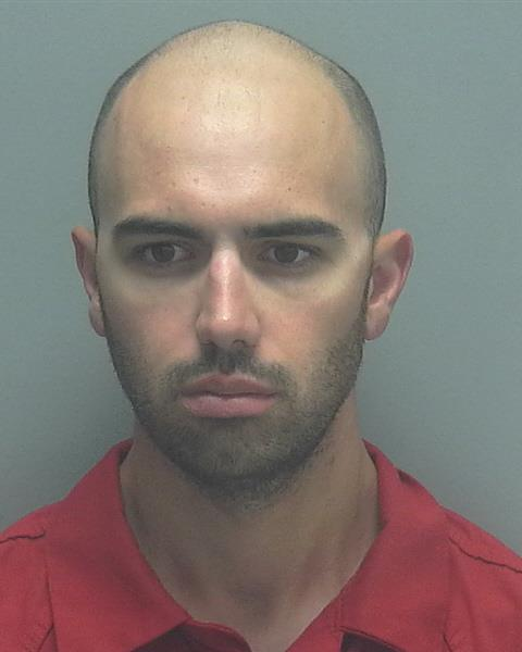 ARRESTED: Gregory Michael Raley, W/M, DOB: 3-12-89, of 27069 Allen Street, Bonita Springs FL. - CHARGES: Driving Under the Influence With BAC% Over .15%, DUI Property Damage, Carrying Concealed Weapon Without License, Possession of Marijuana Under 20 Grams, Possession of Controlled Substance Without Prescription, Possession of Drug Paraphernalia