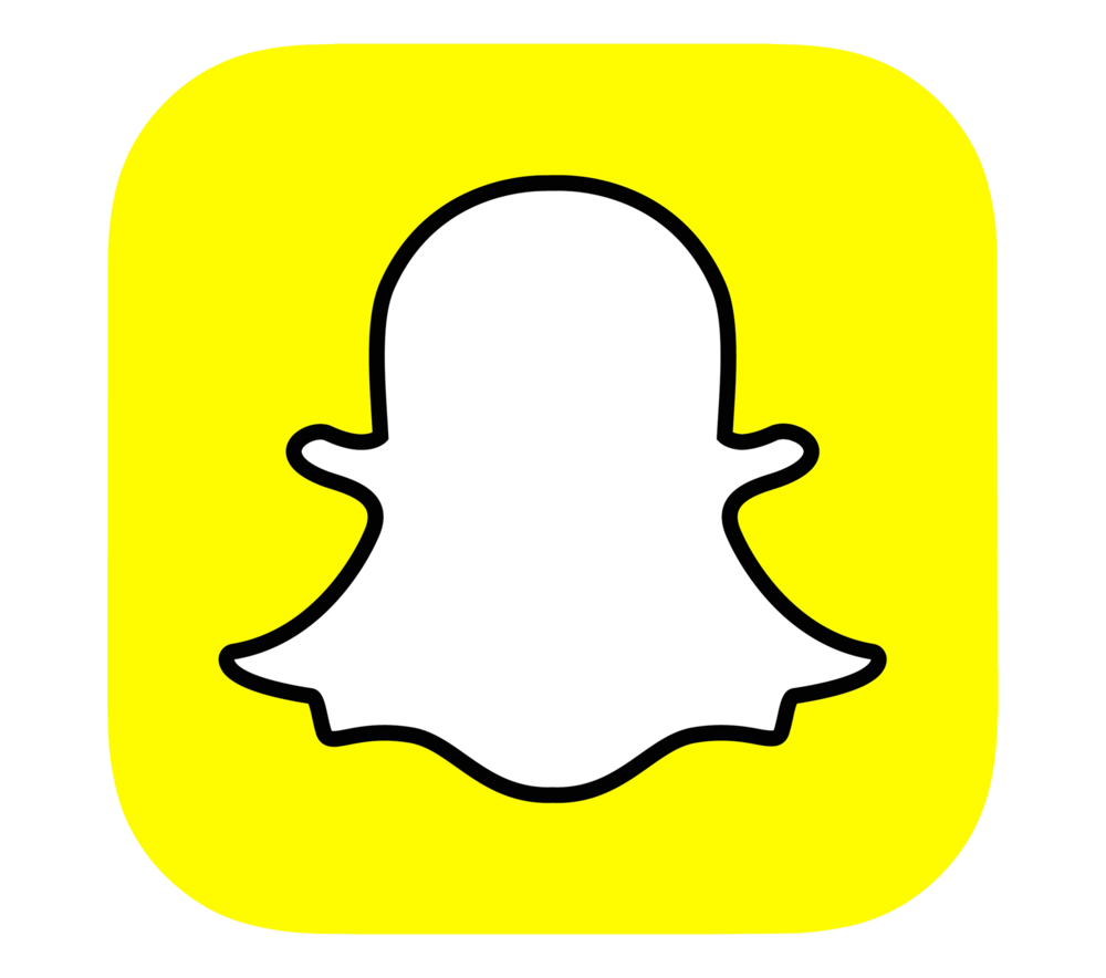 """Snapchat - An extremely popular app that allows the users to post pics and/or video that will disappear after 24 hours. Every 60-seconds there are 2.4 million """"Snaps"""" created."""