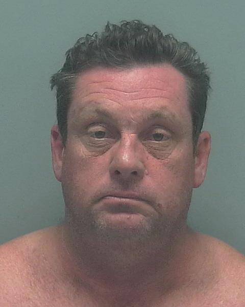 ARRESTED: George William Helmodallar, W/M, DOB: 5-5-68, of 4126 SW 7th Place, Cape Coral FL. - CHARGES: Driving Under the Influence, DUI Property Damage, Hit and Run