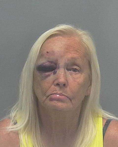ARRESTED: Jeanette Deniece Emberton, W/F, DOB 08/06/1952, 625 NW 4th Ave - CHARGES: DUI with a BAC Over .15