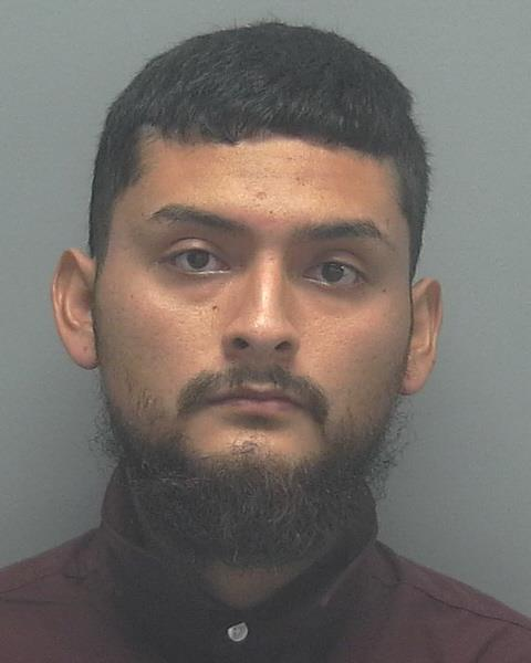 ARRESTED: Bryan Noe Medina, W/M, DOB: 10/15/1997, of North Fort Myers - CHARGES: DUI
