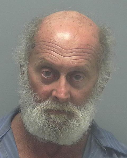 ARRESTED: David Wayne Singletary, W/M, DOB: 08/31/1959, of Cape Coral - CHARGES: DUI with Property Damage and DUI