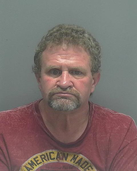 ARRESTED: Dennis Michael Aigotti, W/M, DOB: 06/06/1967, Transient - CHARGES: Utter False Bank Bill and Possession of 10 or more Counterfeit Bills