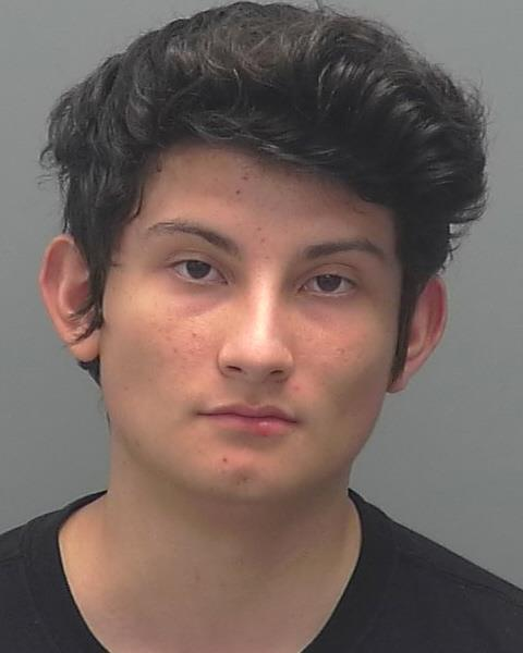 Christen Joseph Nieves, W/M, DOB: 12/20/2002, 702 Hancock Bridge Pkwy - CHARGES: Written Threat to Conduct Mass Shooting and Criminal Mischief