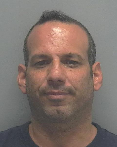 ARRESTED: Carlos Ferrer, W/M, DOB: 09/06/1973,511 NE 1st Ave - CHARGES: DUI, Prior Refusal to Submit to a Chemical Test, and Driving While License Suspended