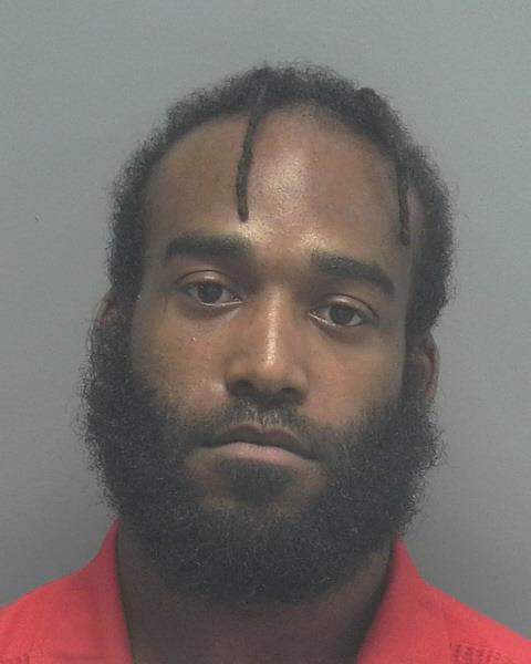 ARRESTED: Clintton Johnson, B/M, DOB: 08/07/1990, Transient - CHARGES: 2-counts of Possession of a Firearm /Ammunition by a Convicted Felon, Grand Theft of a Firearm, and Failure to Report Lost or Abandoned Property