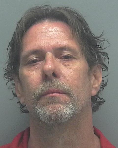 ARRESTED: Jeffrey Lee Hughey, W/M, DOB: 06/23/1963,85 Sand Hill Drive, North Fort Myers - CHARGES: DUI with a BAC Over .15 and Possession of Cannabis Over 20 grams