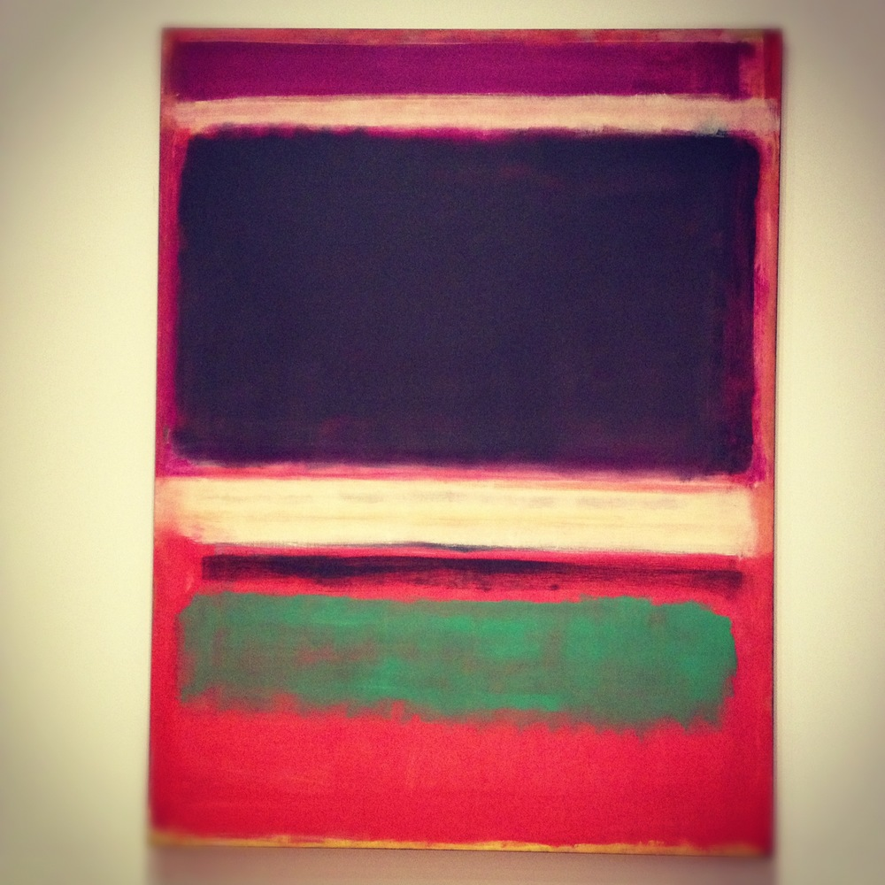No. 3/No. 13, Mark Rothko (1949)