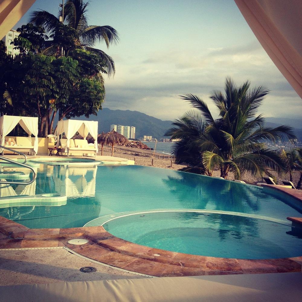 Casa Velas Beach Club in Puerto Vallarta, Mexico