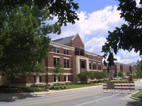 Pharmacy Building   |  Auburn University