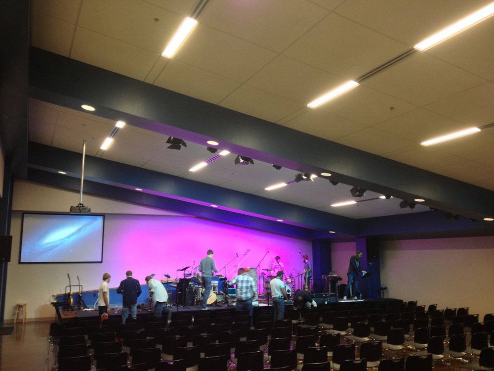 Student Worship Space