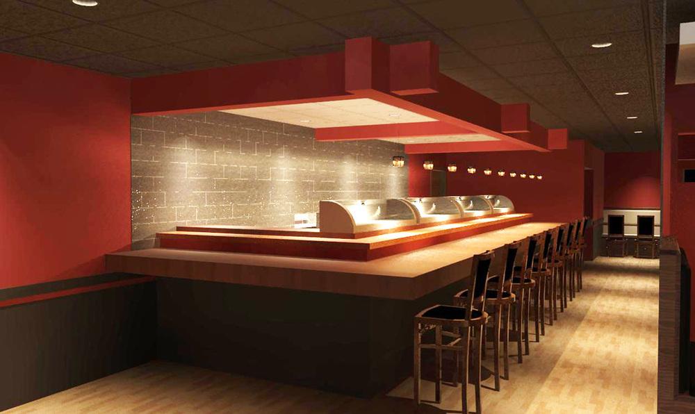 I Love Sushi Aho Architects Llc