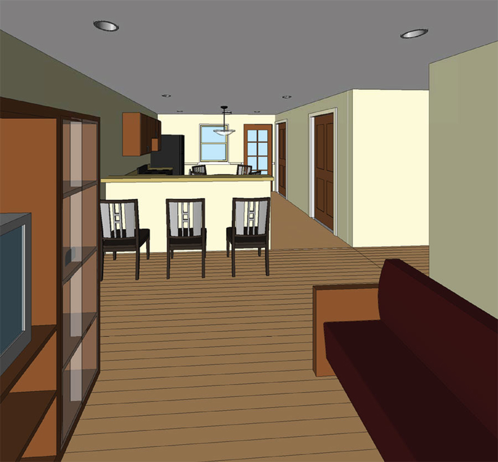 3 Bedroom Duplex