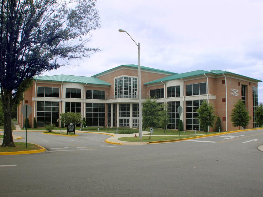 Ward Building / ACATT