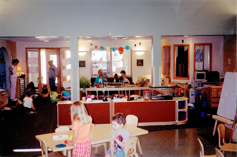 Bombeck Early Childhood Education Center