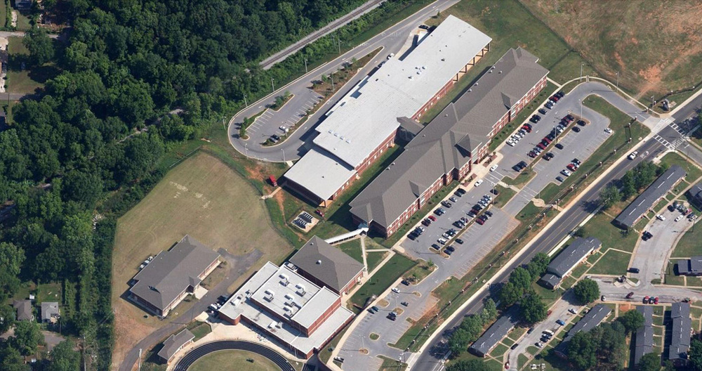 New Wenonah High School