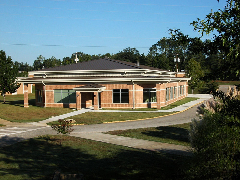 Exterior  | The Margie Sanford Center, Central Alabama Community College