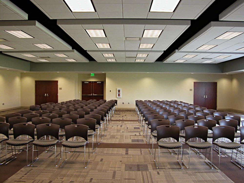 Room Design Classroom ~ Cacc margie sanford center — aho architects llc