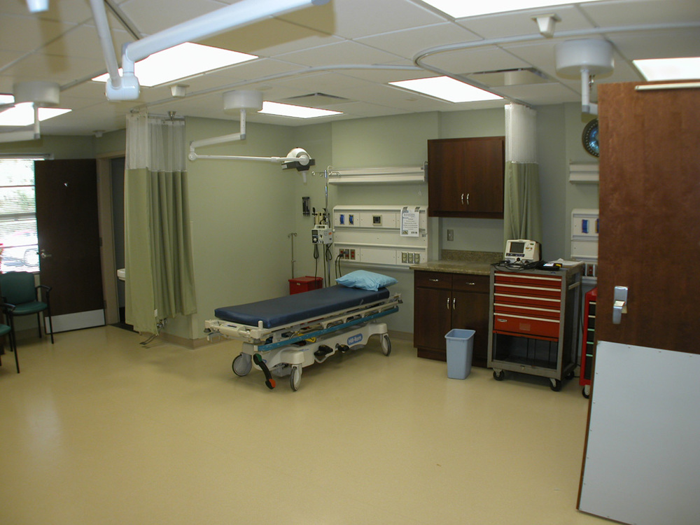 Renovated Emergency Dept.