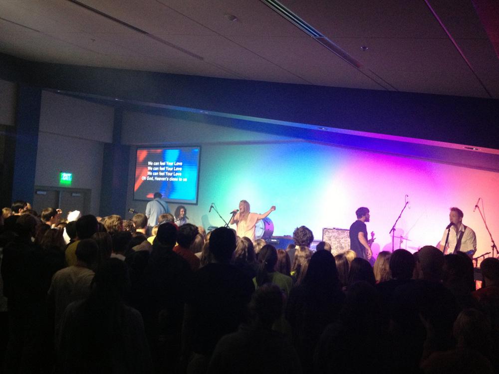 Student Worship Center