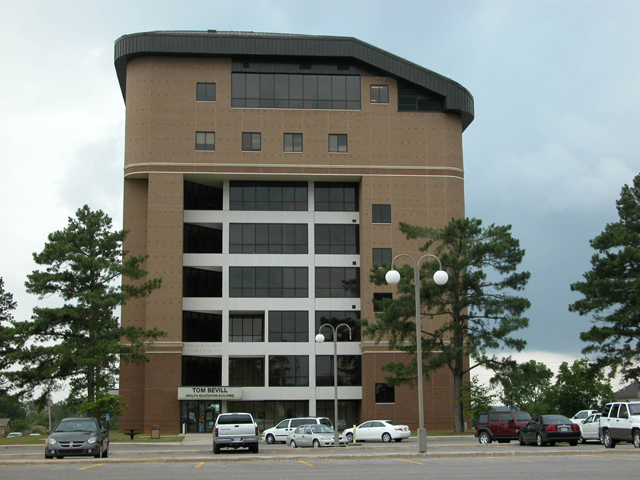 Bevill Building (from North)   |  Wallace State Community College, Hanceville, AL