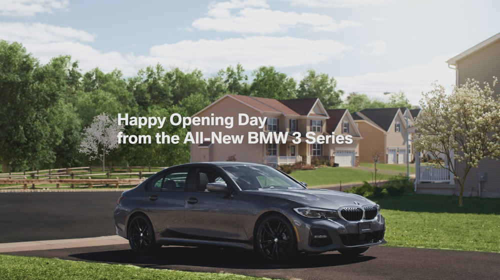 BMW | OPENING DAY