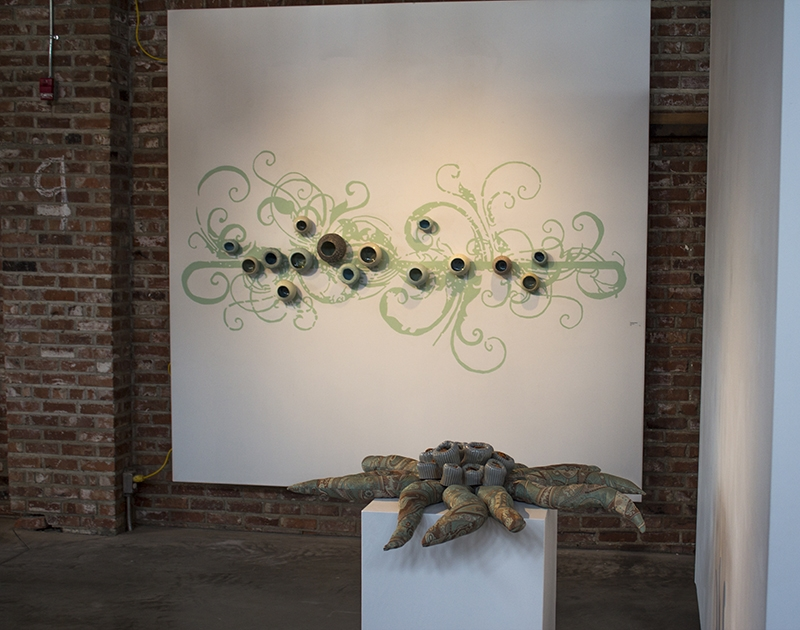 Artificial Bionomics (installation view)