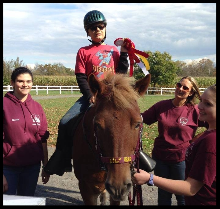 Assisted Riding Program - Makes a World of Difference