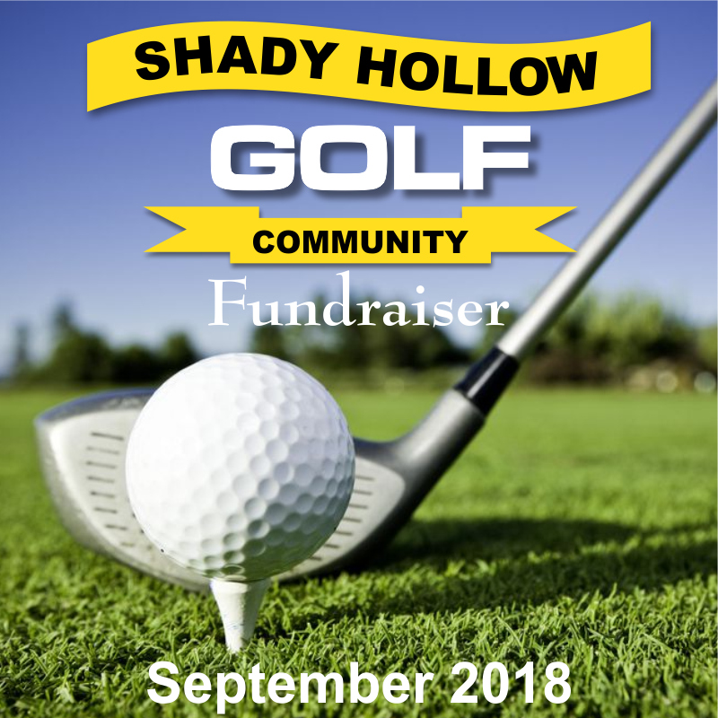 Golf Fundraiser (September 2018)