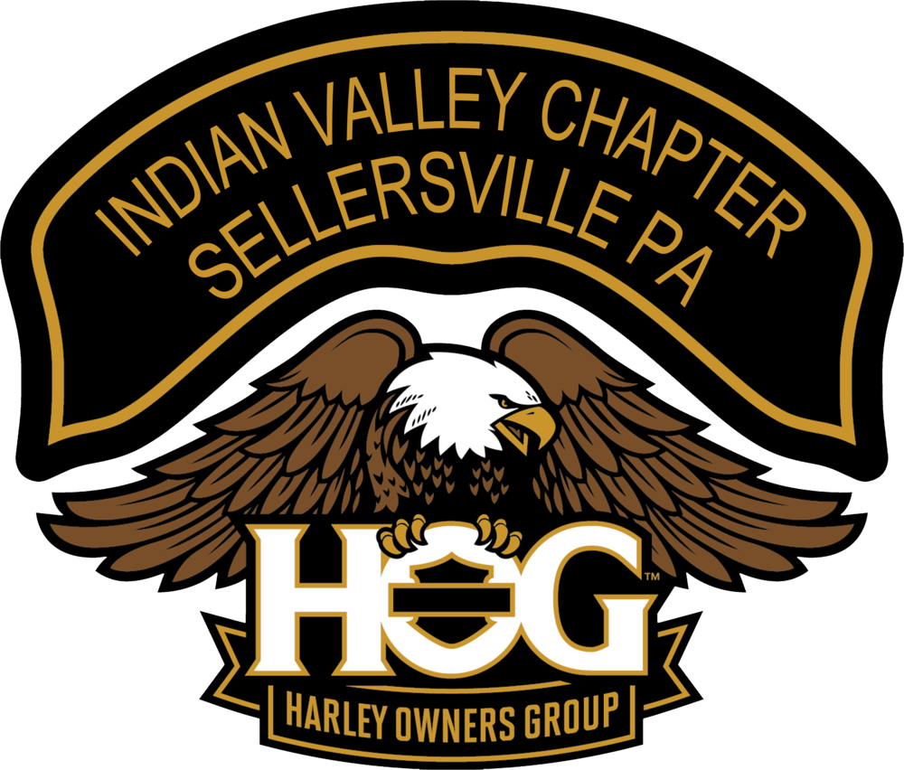 - A big thank you to our SPONSOR Indian Valley H.O.G.