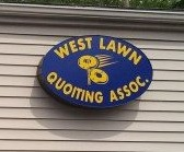 - A big thank you to our SPONSOR West Lawn Quoiting Association.