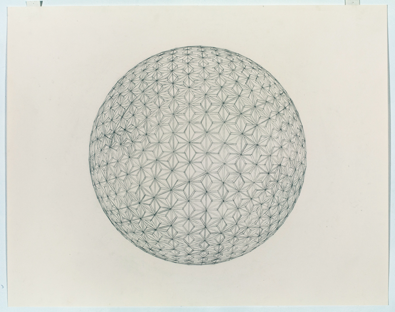 Geodesic Sphere (Day)