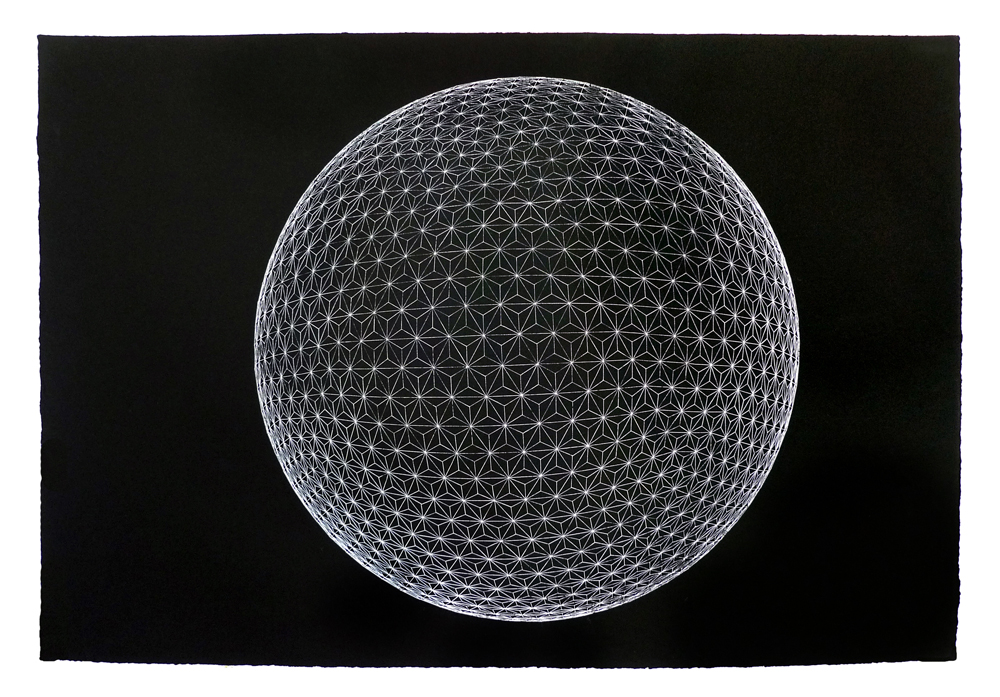Geodesic Sphere (Night)