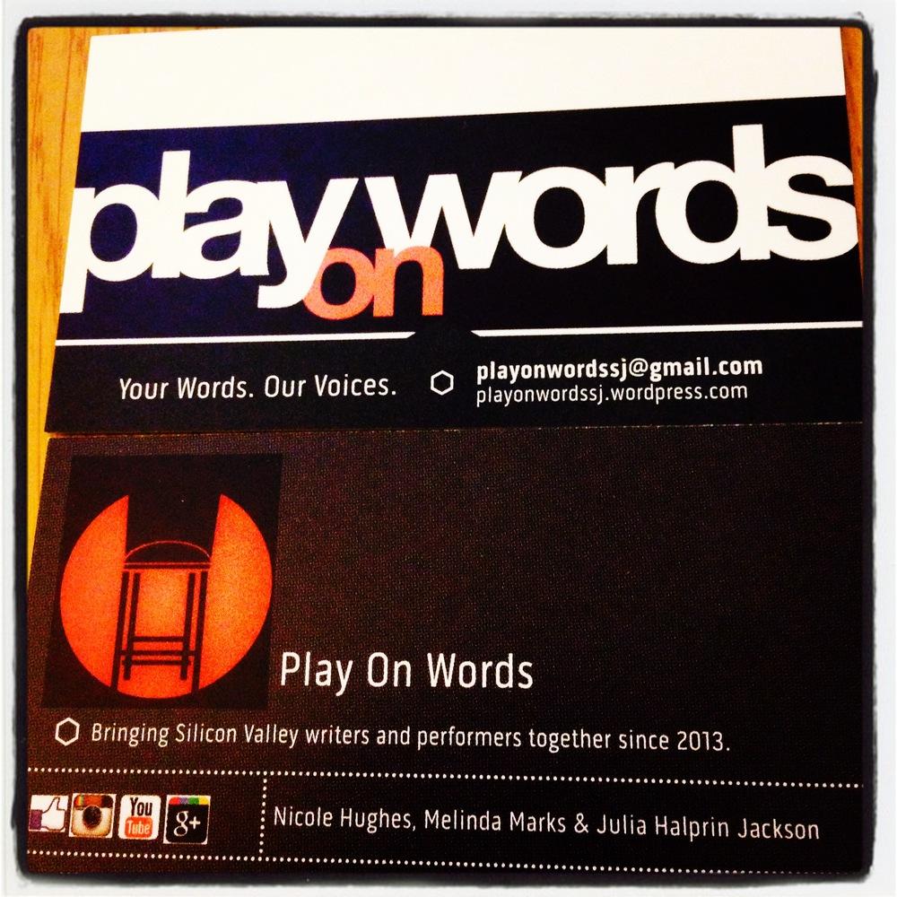 #playonwords gets legit