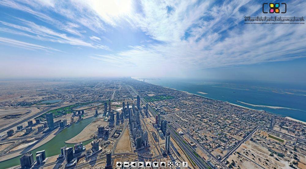 Dubai Burj Khalifa -Panorama.JPG