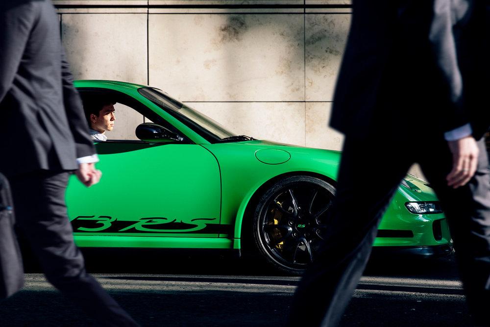 Jack Aitken + Porsche GT3RS