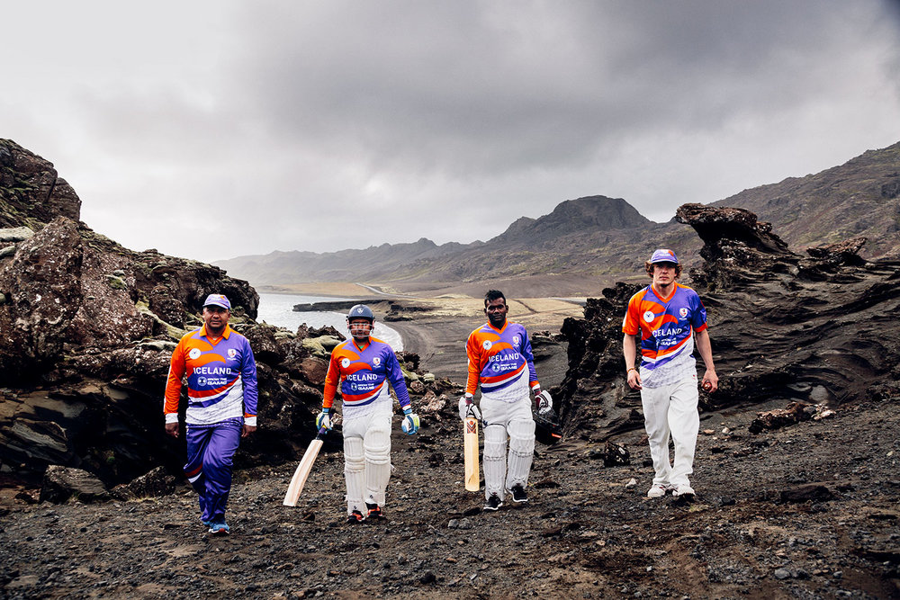 Icelandic Cricket Team