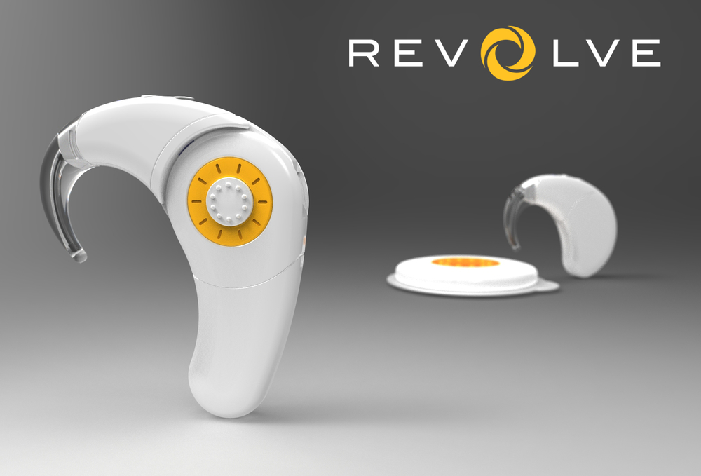Overview of the different generations of the Revolve System.