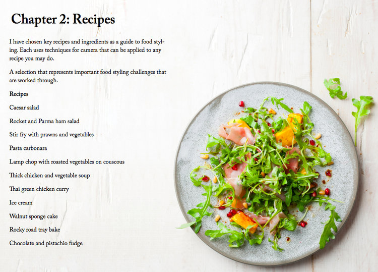 Food photography training shop food styling for photography pdf format pdf format for all ebook readers my book is a step by step guide on how to create beautiful food photographs showing current ways to present food for forumfinder Gallery