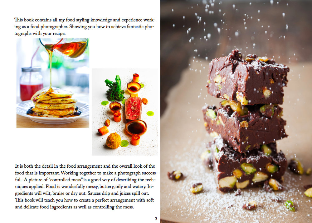 Bloggers pdf photography for food