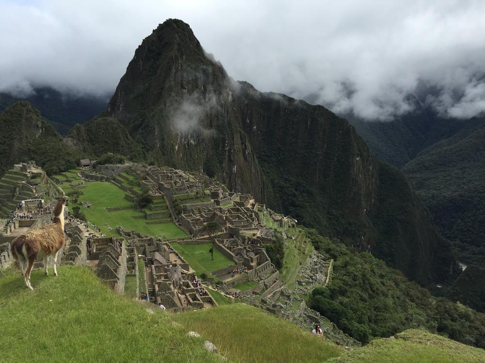 """Machu Picchu er selvfølgelig en stor opplevelse og et """"must"""" når man er i Peru."""