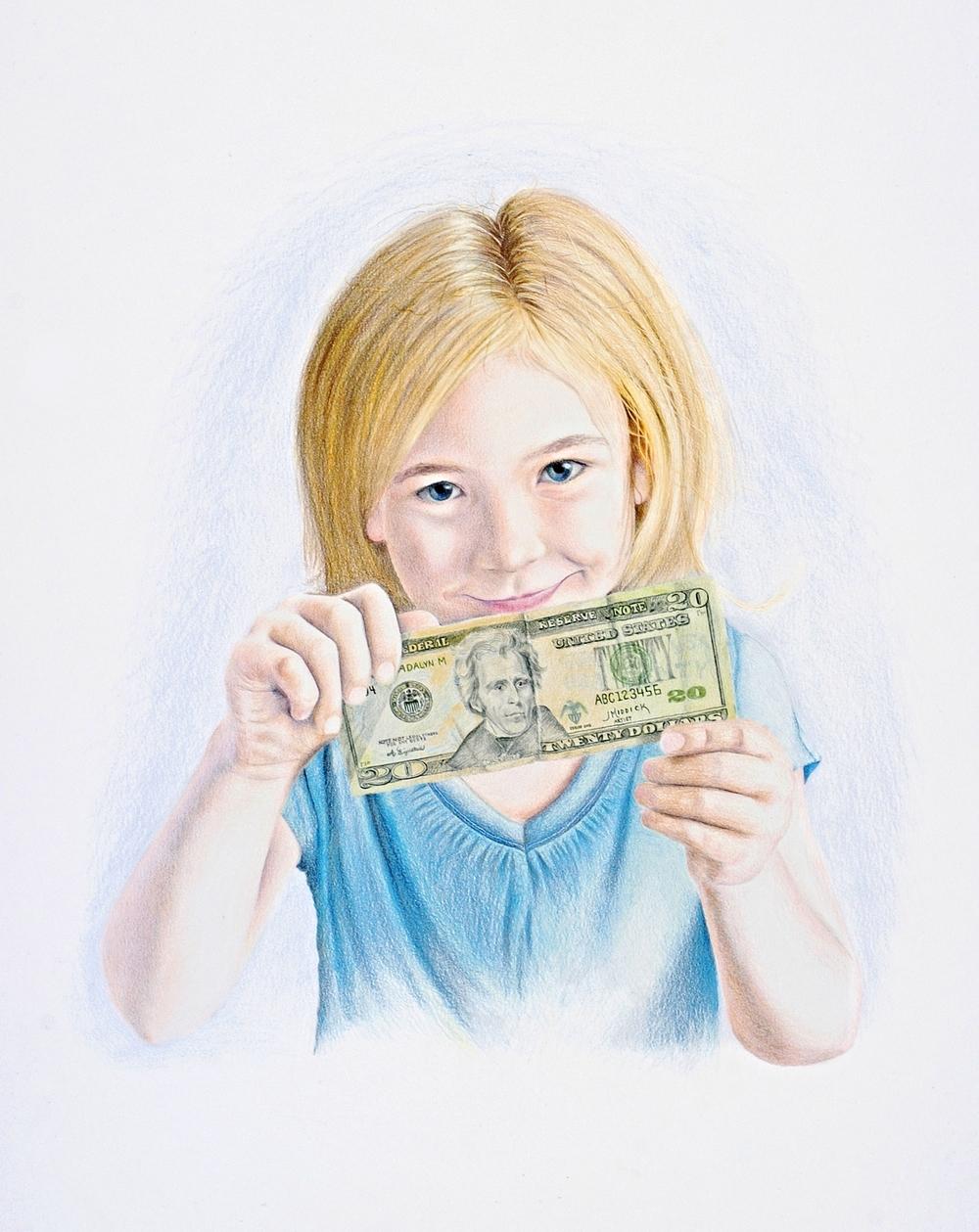 sudden wealth - WIP