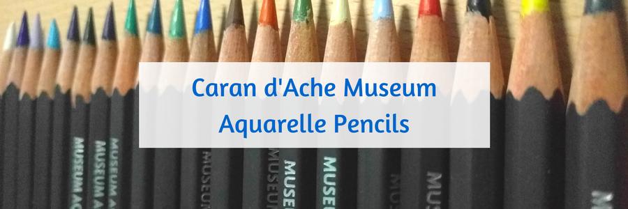 153 Caran D'ache Museum Aquarelle Pencils.png