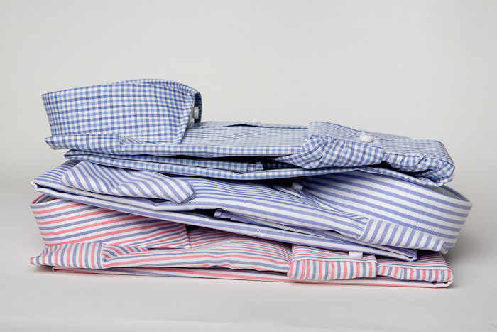 3 Curated Dress Shirts for $150 with free shipping and easy returns