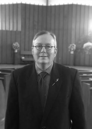 Greg Tidwell   Pulpit Minister