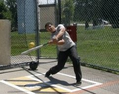 Me playing Baseball!
