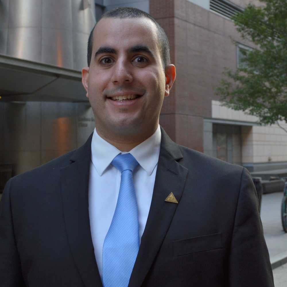 Chair of Corporate Communications Eyal Shahar eyal.shahar@sigmabaruch.org