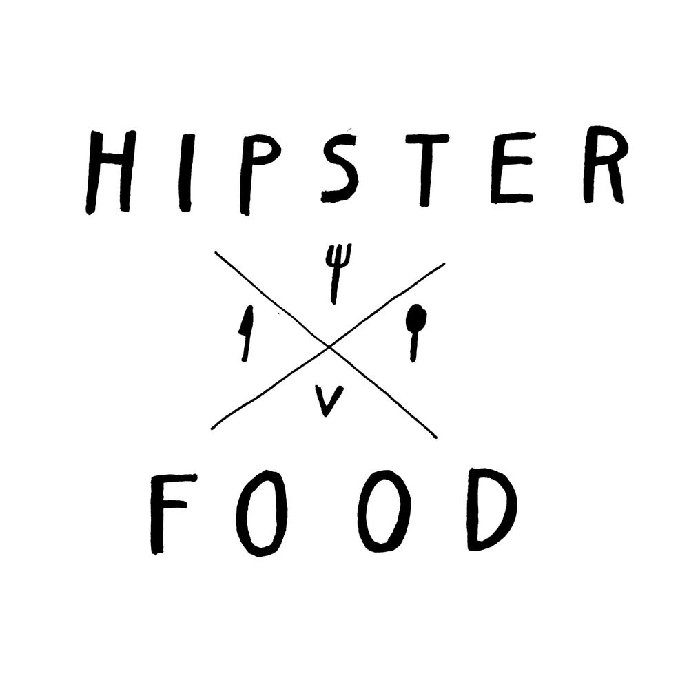 hipsterfood logo
