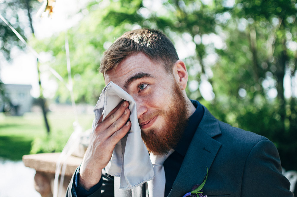 what I learned from shooting weddings for a year